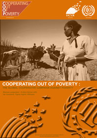 Cooperating Out Of Poverty