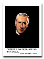 Pierre Teilhard de Chardin, Global PathMarker